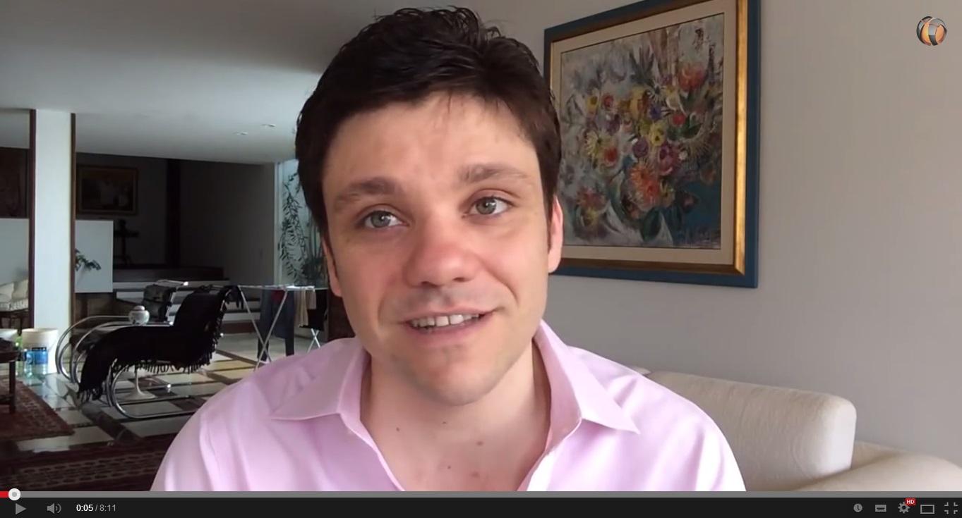 Por que ser um empreendedor: confira o depoimento de Erico Rocha