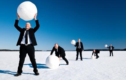 Investir em divulgação: conheça a tática da bola de neve
