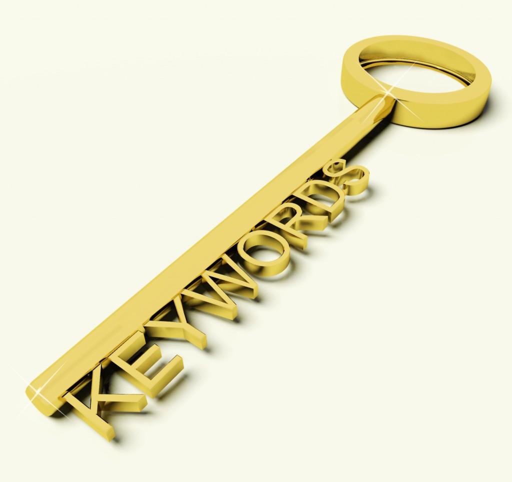 Como encontrar palavras chaves em 4 passos