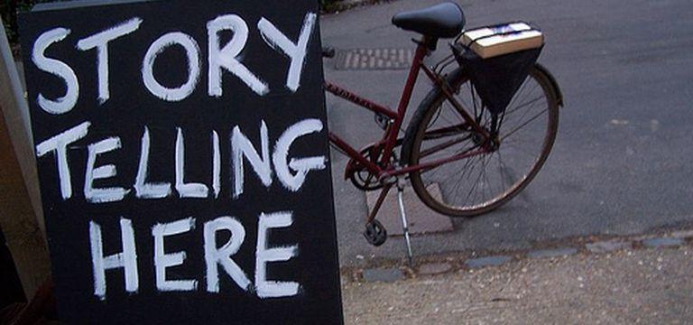 Conteúdo de storytelling é um dos tipos de conteúdo que atraem visitantes